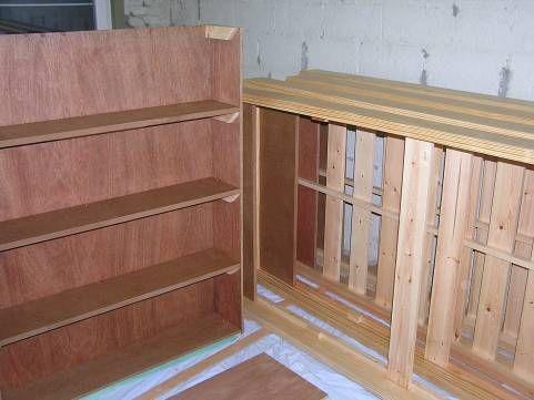 Podium maken hout